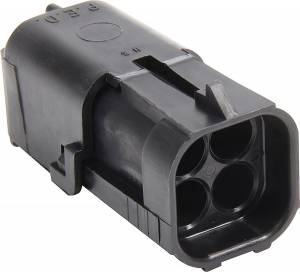 ALLSTAR PERFORMANCE #ALL76297 4 Pin Weather Pack Square Shroud Housing