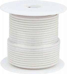 ALLSTAR PERFORMANCE #ALL76512 20 AWG White Primary Wire 100ft