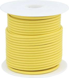ALLSTAR PERFORMANCE #ALL76514 20 AWG Yellow Primary Wire 100ft