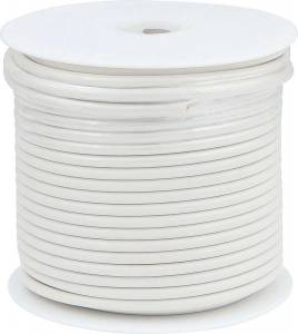 ALLSTAR PERFORMANCE #ALL76567 12 AWG White Primary Wire 100ft