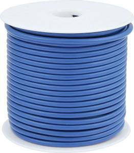 ALLSTAR PERFORMANCE #ALL76568 12 AWG Blue Primary Wire 100ft