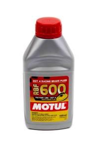 ALLSTAR PERFORMANCE #ALL78117 Brake Fluid Motul 600 500ml/16.9oz