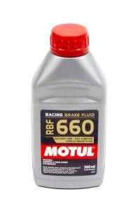 ALLSTAR PERFORMANCE #ALL78118 Brake Fluid Motul 660 500ml/16.9oz