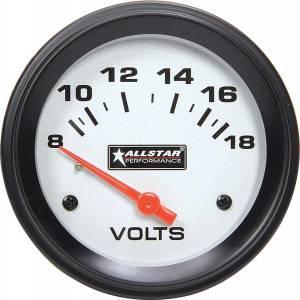 ALLSTAR PERFORMANCE #ALL80099 ALL Volt Gauge