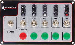 ALLSTAR PERFORMANCE #ALL80138 Fused Switch Panel