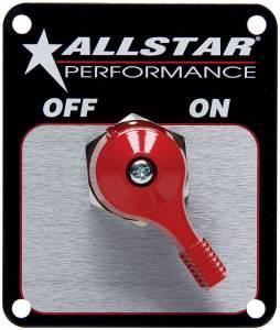 ALLSTAR PERFORMANCE #ALL80159 Battery Disc Panel for Alternator
