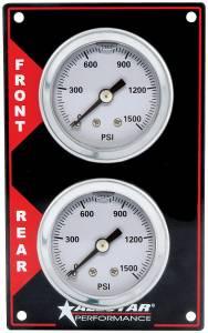 ALLSTAR PERFORMANCE #ALL80170 Brake Bias Gauge Panel Vertical