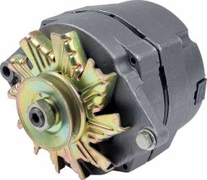 ALLSTAR PERFORMANCE #ALL80500 GM Alternator 63 Amp 1 Wire