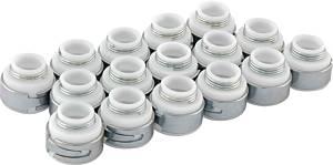 ALLSTAR PERFORMANCE #ALL90241-100 Valve Seals 11/32 PTFE .500 Guide