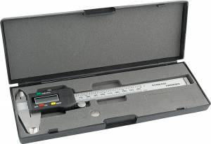 ALLSTAR PERFORMANCE #ALL96411 Digital Calipers w/Case 0-6in