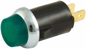 ALLSTAR PERFORMANCE #ALL99064 Warning Light Assy Green