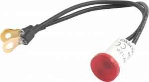 ALLSTAR PERFORMANCE #ALL99066 Red Indicator Light for Allstar Switch Panel