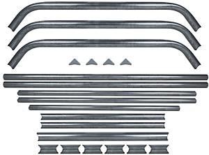 ALLSTAR PERFORMANCE #ALL99224 Component Box for Mini Enduro Roll Cage Kit