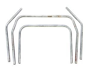 ALLSTAR PERFORMANCE #ALL99621 10pt Hoop for 1970-81 F-Body