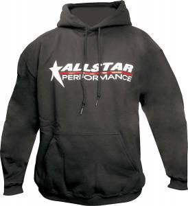 ALLSTAR PERFORMANCE #ALL99913L Allstar Hooded Sweatshirt Large Black