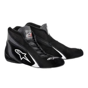 ALPINESTARS USA #2710618-12B-7 SP Shoe Black Size 7