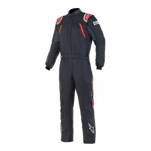 ALPINESTARS USA #3352119-13-56 GP Pro Suit Large Black / Red