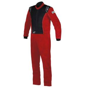 ALPINESTARS USA #3355916-31-56 Knoxville Suit Red/Black Large
