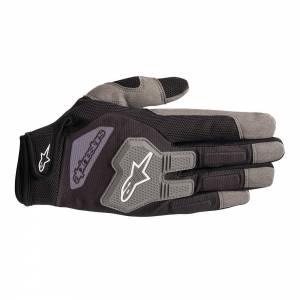 ALPINESTARS USA #3552519-106-XL Glove Engine X-Large Black / Gray