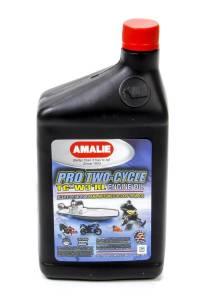 AMALIE #160-62736-56 Pro 2 Cycle TC-W 3 RL Oil Case 12x1Qt