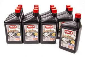 AMALIE #160-71066-56 Imperial Turbo Formula 5w30 Oil Case 12x1Qt