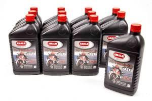 AMALIE #160-72676-56 X-treme 4T SG Motorcycle Oil 10w40 Case 12x1Qt