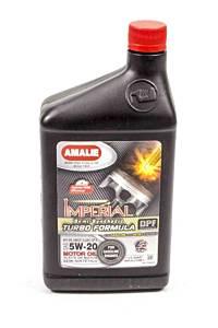 AMALIE #AMA71046-56 Imperial Turbo Formula 5w20 Oil 1Qt