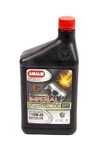 AMALIE #AMA71086-56 Imperial Turbo Formula 10w40 Oil 1Qt