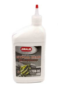 AMALIE #AMA73116-56 Hypoid Gear Oil MP GL-5 75w90 1Qt