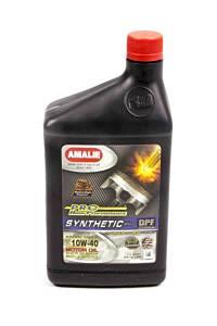 AMALIE #AMA75686-56 PRO HP Syn Blend 10w40 Oil 1Qt