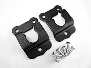 Bedxtender HD Black Mounting Bracket Kit