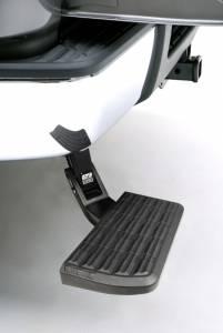 AMP RESEARCH #75300-01A Bumper Step 07-13 GM P/U 1500