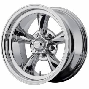AMERICAN RACING WHEELS #VN60558061 15X8 Chrome Torq-Thrust D 5 x 120.65 BC Wheel