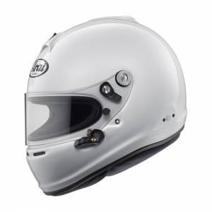 ARAI HELMET #685311143457 GP-6S M6 SAH-2015 White Medium