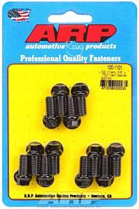 ARP #100-1101 Header Bolt Kit - 6pt. 3/8 x .750 UHL (12)
