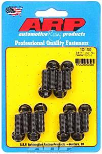 ARP #100-1109 Header Bolt Kit - 6pt. 3/8 x 1.00 UHL (12)