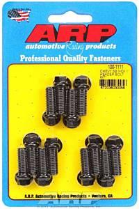 ARP #100-1111 Header Bolt Kit - 6pt. 3/8 x 1.00 UHL (12)