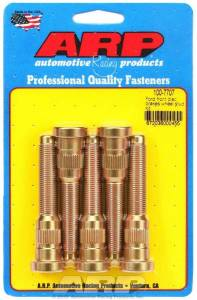 ARP #100-7707 Wheel Stud Kit - 1/2-20 3.050/.618 Knurl (5)