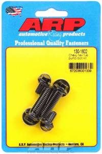 ARP #130-1602 Chevy Fuel Pump Bolt Kit - 6pt.