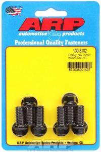 ARP #130-3102 Chevy V8 Motor Mount to Block Bolt Kit - 6pt.