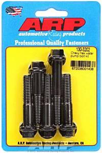 Chevy Water Pump Bolt Kit - 6pt.
