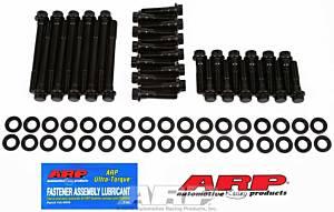 ARP #145-3706 BBM Head Bolt Kit 12pt.