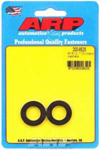 ARP #200-8525 Black Washer - 9/16 ID x 1 OD 2pk