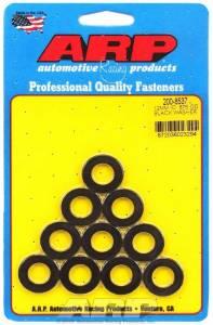 ARP #200-8537 Black Washers - 12mm ID x 7/8 OD (10)