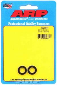ARP #200-8544 Black Washers - 3/8 ID x 5/8 OD (2)