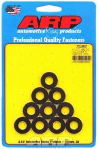 ARP #200-8592 Black Washers - 10mm ID x .850 OD (10)