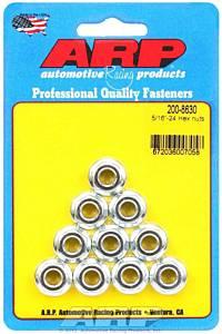 ARP #200-8630 Hex Nuts - 5/16-24 (10)