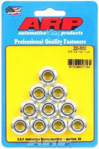 ARP #200-8650 Hex Nuts - 3/8-24 (10)