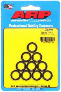 ARP #200-8681 Conn. Rod Washers - 7/16 ID x .675 OD Chamfer(10)