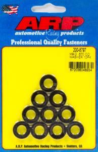 ARP #200-8797 Black Washers - 9mm ID x .670 OD (10pk)